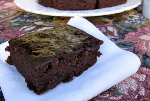 Slim & Healthy Black Bean Brownie - 6 Weight Watchers Freestyle SmartPoints