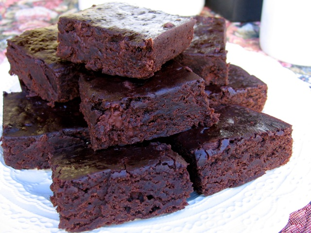 Skinny Black Bean Brownies Recipe Simple Nourished Living