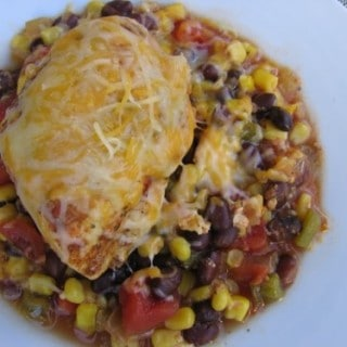 Healthy Slow Cooker Chicken Thigh Recipes - Souther Chicken