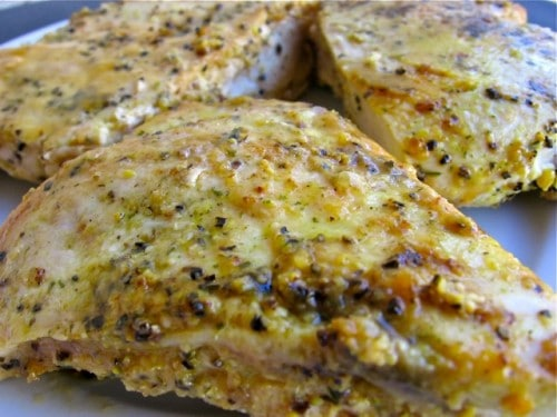 Skinny Lemon Pepper Chicken Breasts - 1 Weight Watchers Freestyle SmartPoint