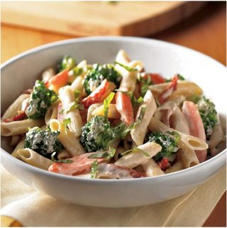 Creamy One-Pot Pasta from The Pampered Chef