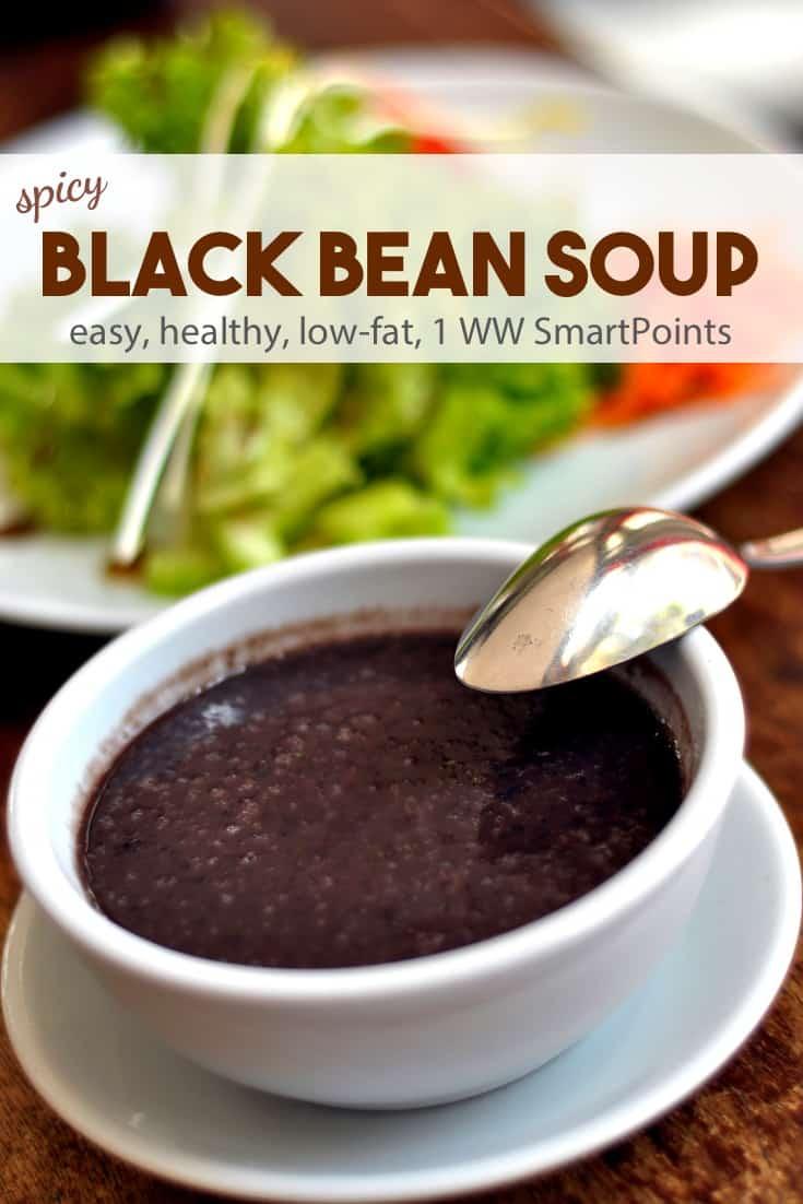 Black Bean Soup Recipes 1 Weight Watchers Freestyle Smartpoint