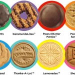 2012 Girl Scout Cookies