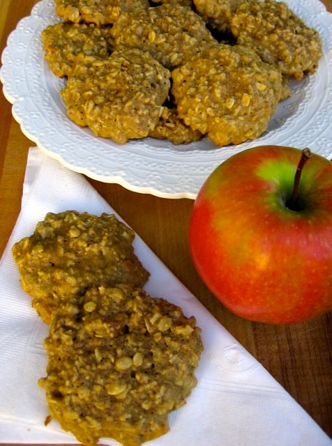 Low Fat Grape-Nuts Cookies