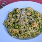 Skinny Chicken Broccoli Pasta