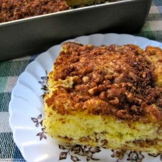 Weight Watchers Apple Zucchini Coffee Cake Recipe