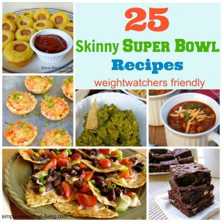 Easy Healthy Super Bowl Party Food Ideas Recipes