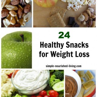 24 Healthy Snacks for Weight Loss
