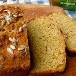 Easy Whole Wheat Soda Bread