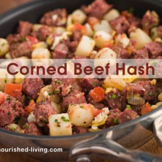Weight Watchers Leftover Corned Beef Hash