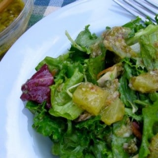 April Bloomfield's Lemon Dressing
