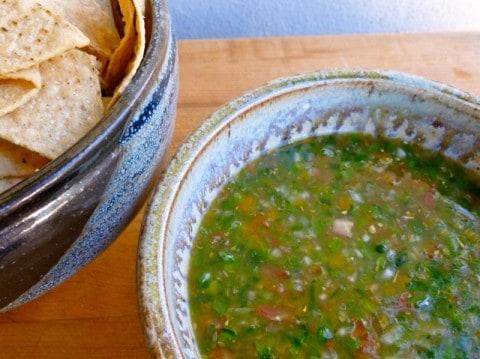 Fresh Salsa Mexicana de Jerez