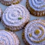 Lebanese Mamoul Date Cookies