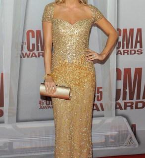 Carrie Underwood 2011 CMA Awards