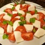 Tomatoes & Mozzarella