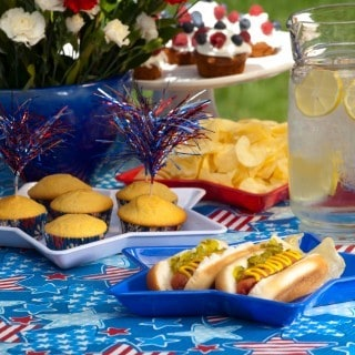 Weight Watchers Friendly Fourth of July Recipes