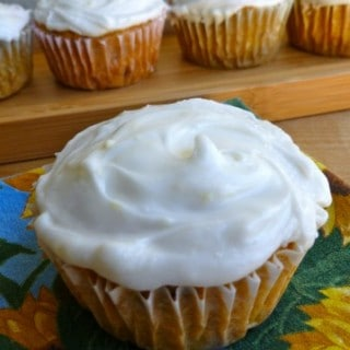 Enlightened Carrot Cupcakes Recipe