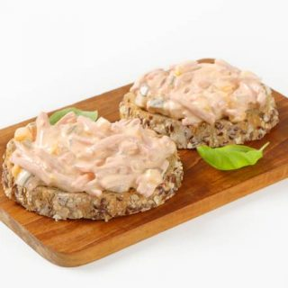 Ham Salad Spread Made Lighter for Weight Watchers - 2 SmartPoints