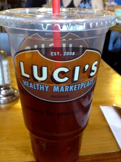Luci's Iced Tea