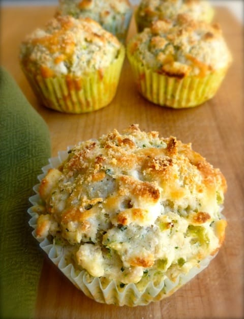 Cheese muffin recipes easy