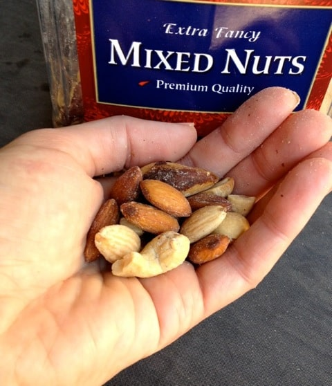 Small Handful of Nuts