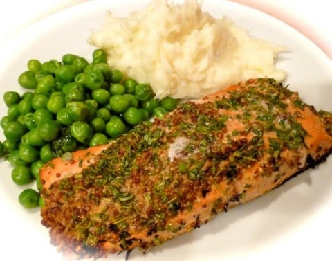 Weight Watchers Grilled Salmon