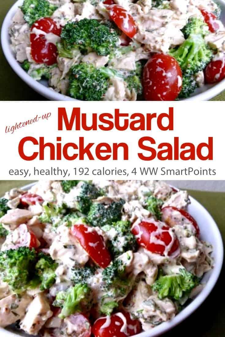 Barefoot Contessa Mustard Chicken Salad Simple Nourished Living
