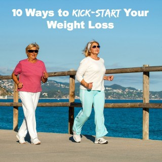 10 Ways to Kick Start Your Weight Loss