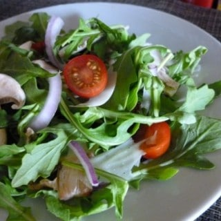 Weight Watchers Italian Arugula Salad