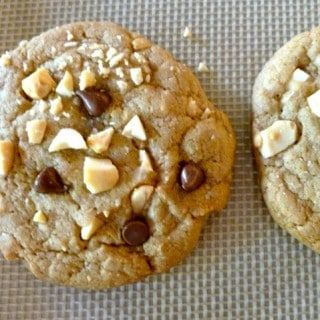 Weight Watchers Chocolate Chip Cookies with Salted Peanuts Recipe – 3 SmartPoints