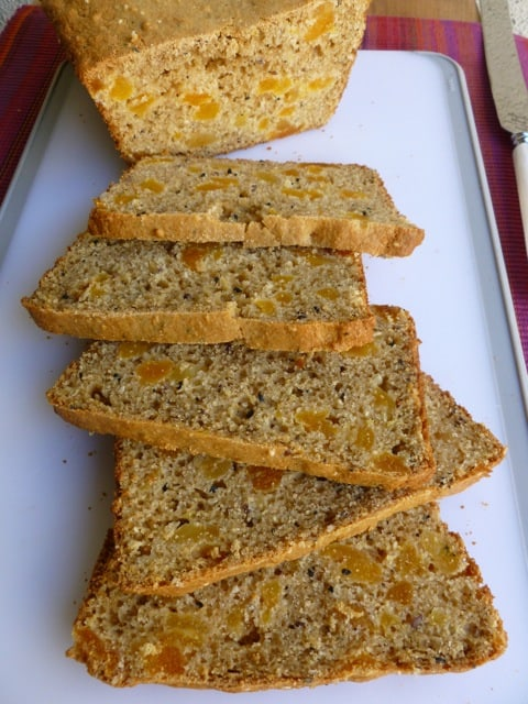 Apricot Seed Bread