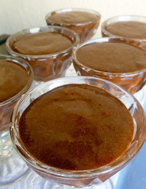 Weight Watchers Lighter Chocolate Mousse