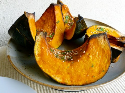 Weight Watchers Asian Baked Kabocha Squash