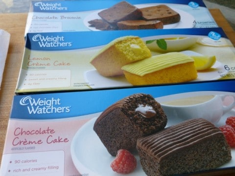 Amazing Are Weight Watchers Snack Cakes Worth 2 Pointsplus Simple Personalised Birthday Cards Paralily Jamesorg