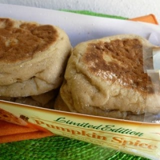 Thomas' Pumpkin Spice English Muffins