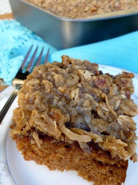 Fanny Farmer Lazy Daisy Cake Recipe