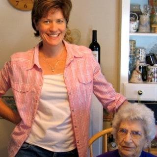 Martha and Nana