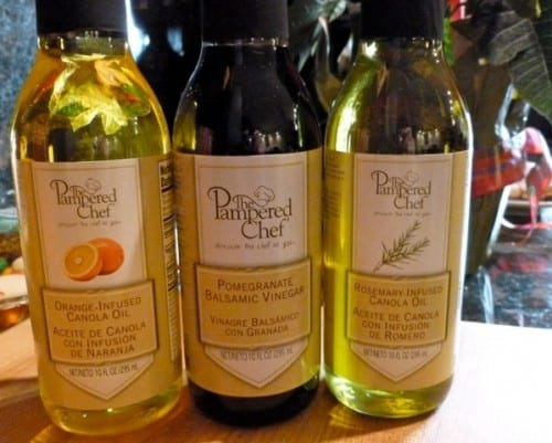 Merry Christmas Giveaway - Flavored Canola Oil and Balsamic Vinegar