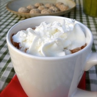 Weight Watchers Friendly Coconut Hot Cocoa to Celebrate National Cocoa Day