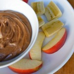 Weight Watchers Creamy Chocolate Peanut Butter Dip