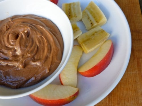 Weight Watchers Creamy Chocolate Peanut Butter Dip