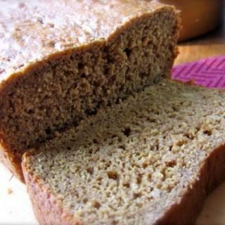 Low Fat Whole Wheat Quick Bread