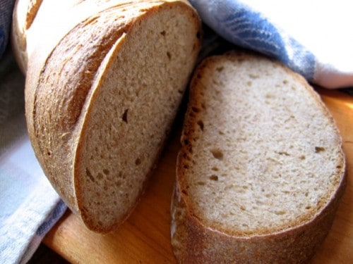 Laurie Colwin's Whole Wheat Bread