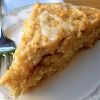 Orange Pineapple Muffin Cake