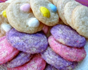 Easy Easter Cookies with Betty Crocker Sugar Cookie Mix