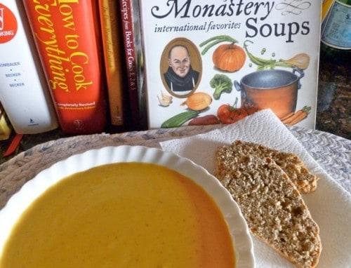 Weight Watchers Friendly Saint Patrick Irish Cheddar Soup