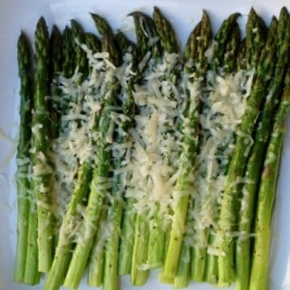 Parmesan Roasted Asparagus – 2 SmartPoints