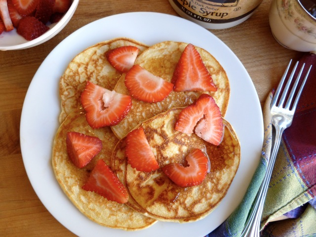... cottage cheese lemon cottage cheese pancakes with strawberries recipes