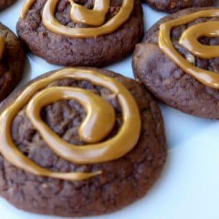 Kahlua White Chocolate Chunk Brownie Mix Cookies – 10 WW Freestyle SmartPoints