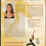 Yoga Fit Basics & Back Care